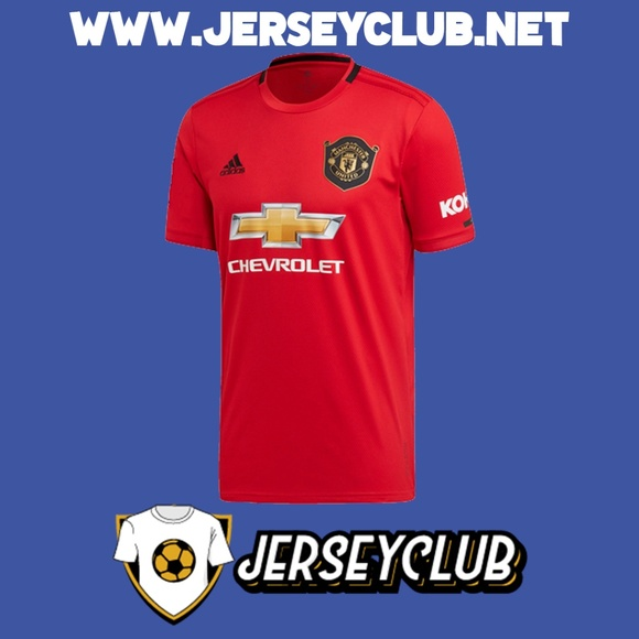 Manchester United 2019 20 Home Jersey Kit Boutique